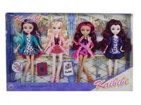Набор куклы JU - 2006