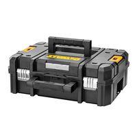 Ящик для инструмента DEWALT TSTAK, (TSTAK II) DWST1-70703