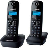 DECT телефон Panasonic KX-TG1612UAH
