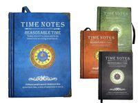 "Блокнот 12.5X19cm ""Time notes"", 128листов, твердая обложка"