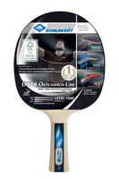 Ракетка для настольного тенниса Donic Ovtcharov 1000 FSC 754412, 2.3 mm, FSC-wood (3190)