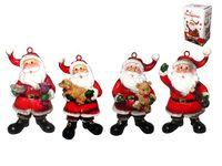 """Сувенир керамический """"Санта Клаус"""" 5X4.5X7.5сm"""