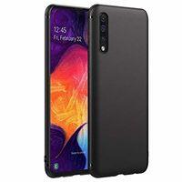 Чехол ТПУ Samsung Galaxy A30s (A307) , black solid