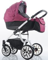 Bebetto Holland New Pink Grey w05