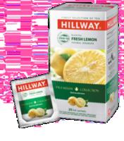 Черный чай Hillway с лимоном 25х1,5гр