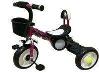 Babyland Tрехколесный велосипед VL- 321