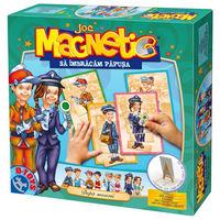 Магнитная игра Imbraca Papusa dupa Meserii, код 41260