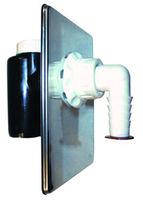 купить Сифон для стиральной машины (скрытый) с обрат клап HL 440 DN40/50 M в Кишинёве