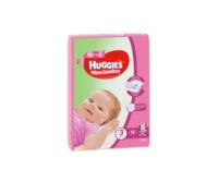 Подгузники для девочек Huggies Ultra Comf Mega 3 (5-9 kg), 80 шт.