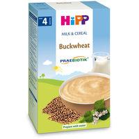 Terci organic Hipp din hrișcă cu lapte (4+ luni), 250gr.