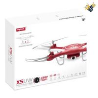 DRONA ZYMA R/C 4 functii; (GYRO, USB; Live Camera; WI-FI)