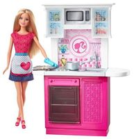 Fisher Price CFB62 Набор с куклой Barbie