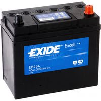 **АКБ Exide  EXCELL 12V  45Ah  330EN  237x127x227 -/+, EB454
