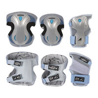 Protectia role in complect Rollerblade Lux W 3 Pack, 06212800017