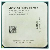 Процессор AMD A-SERIES A8-9600, SOCKET AM4, 3.1-3.4GHZ