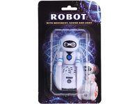 "Игрушка ""Робот"" со светом и звуком,(батарейки не в ко"