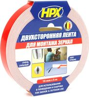 HPX DS1905 MIRROR MOUNTING Двухсторонняя вспененная лента 1.1 mm