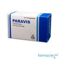 Paravis comp. 500 mg N10x10