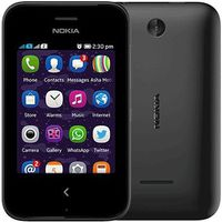 Nokia Asha 230 Black 2 SIM (DUAL)