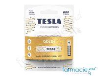 Baterie Tesla AAA Gold+ (LR03) N4