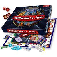 Монополия люкс Игры в гофрокоробке art.0260