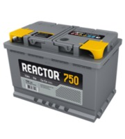 AKOM Reactor  6 CT-75 VL  Euro P plus, серый