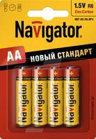 батарейка-Элементы питания NBT-NS-R6-BP4 (цена/единица)