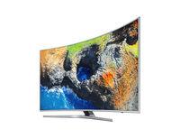 TV LED Samsung UE55MU6500UX, Black