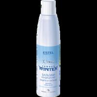 Balsam pentru toate tipurile de păr, ESTEL Curex Versus Winter, 250 ml., Nutriție și protecție