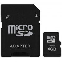 Card de memorie MicroSDHC GO COOL 4GB