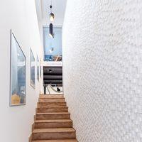 Mozaic Marmura Thassos 3D Antichizat