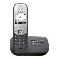 Gigaset A415A, TAM Caller ID Sp-Phone Black