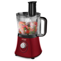 RUSSELL HOBBS 19006-56/RH Desire Food Processor, красный