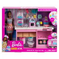 "Barbie GFP59 Набор ""Пекарня"""