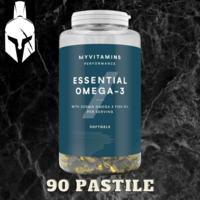 Рыбий жир Омега-3 - MyProtein - 90 капсул