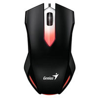 Gaming Mouse Genius X-G200 Black