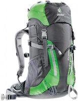 DEUTER Climber, черный-зеленый
