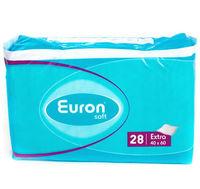 Euron гигиенические пеленки Soft Extra 60x40, 28шт