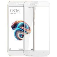 Защитное стекло Full Cover (3D)  Xiaomi Mi A1/ Mi 5X, White