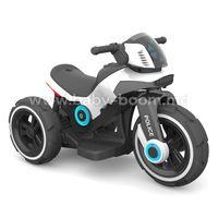 Baby Mix SKC-SW-198 White Мотоцикл электр.белый