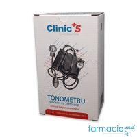 Tonometru Clinic's mecanic cu stetoscop