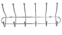 Планочка с крючками 50 см  мет. 291273