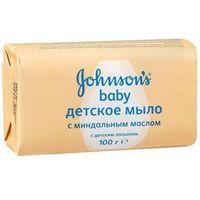 Johnson`s Baby мыло с миндальным маслом