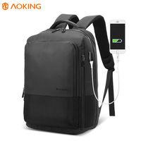 Городской рюкзак AOKING SN77881 Black