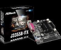 MB ASRock J3355B-ITX (Celeron Dual-Core J3355/2xDDR3 SO-DIMM/2xSATA3/COM Port/LPT Port, Mini-ITX)