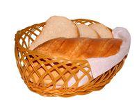 Хлебница плетеная овальная большая