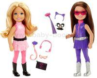 """Barbie  DHF09 Кукла Челси из м/ф """"Barbie Шпионская История"""" в асс. (2)"""