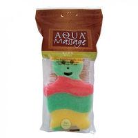 Детская мочалка для тела в форме медведя Aqua Massage Kids Dada