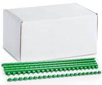 ARGO Пружина пластиковая ARGO A4/6мм, 100 штук, зеленая