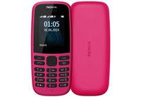 Nokia 105 (2019) Duos, Pink